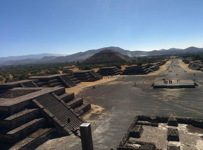 Moon Pyramid Teohituacan