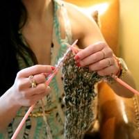 Not Your Grandma's Knitting