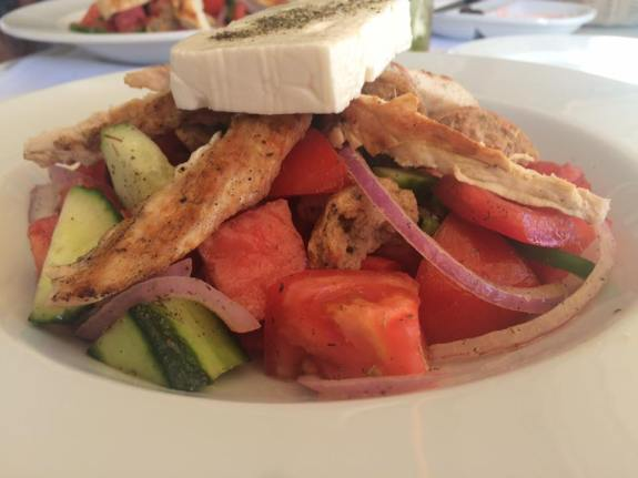 Greek Salad-Mykonos