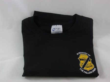 BP Memorial Tee-S - Adult Clothing