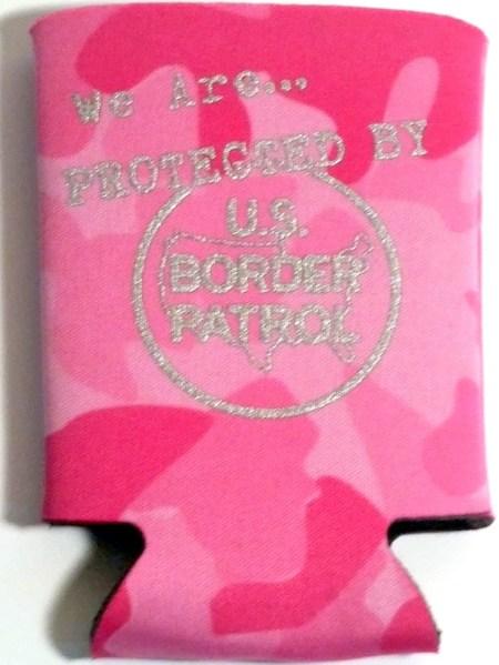 Koozie Pink Camo - Misc Gifts