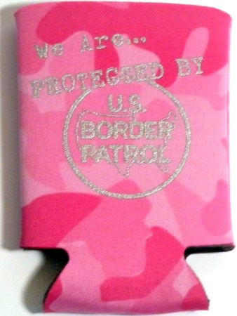 Koozie Pink Camo - Misc Gifts