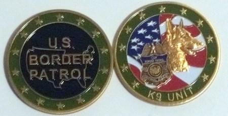 Hero-K9 Coin - Coins