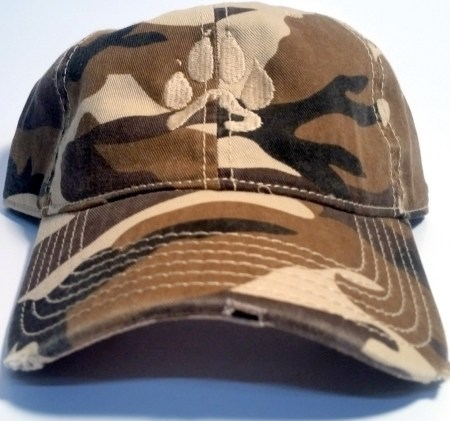 K9 Camo. Cap - Hats