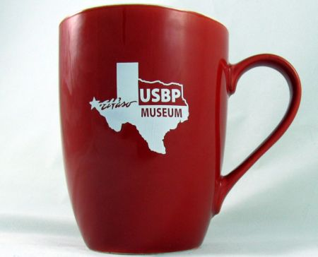 TX STATE COFFEE MUG - Glassware