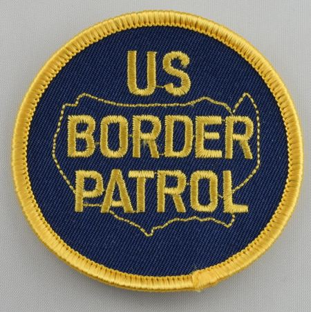 1 3/4 inch BP Logo Patch - Patches