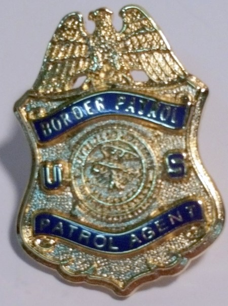 1in BP DOJ  Badge Lapel Pin - Pins / Charms