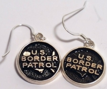 BP Dangle Earrings RBEH1-SS - Jewelry