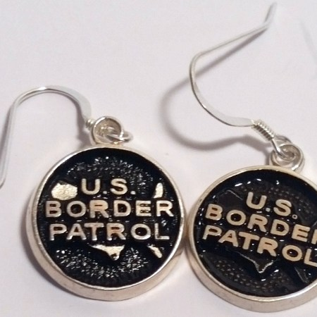 BP Dangle Earrings RBEH1-SS - Jewelry