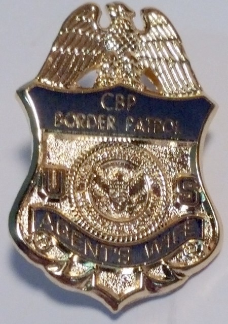 Wife Badge Pin - Pins / Charms