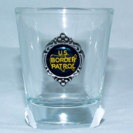 BP SHOTGLASS - Glassware