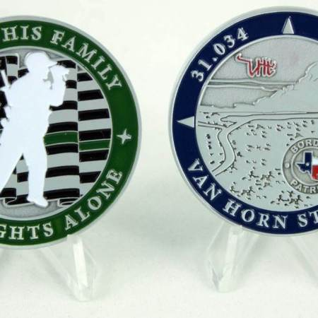 VAN HORN STATION COIN - Coins