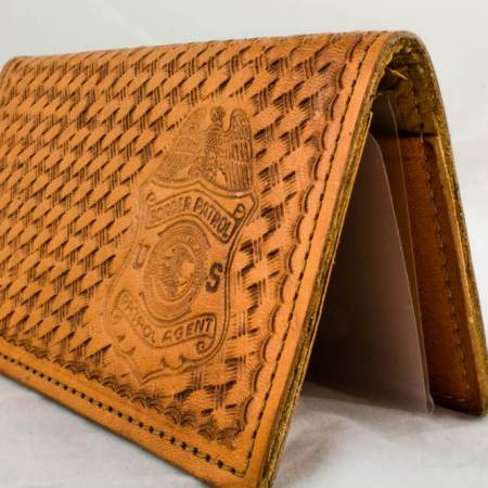 BP Leather Checkbook cover - Misc Gifts