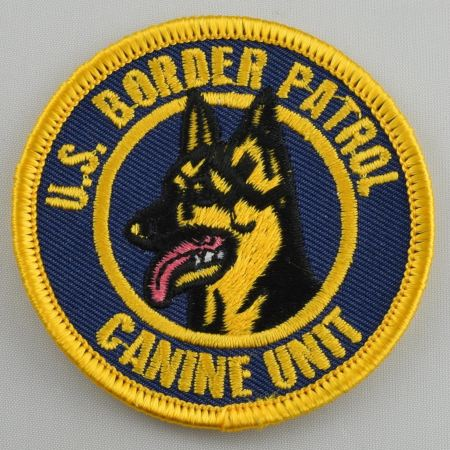 K-9 Patch - Patches / Decals