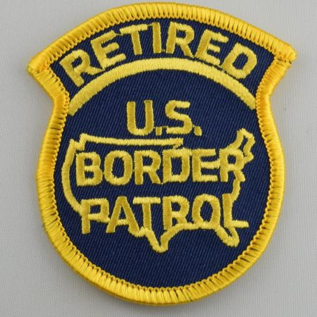 Retired Logo Patch - Patches / Decals