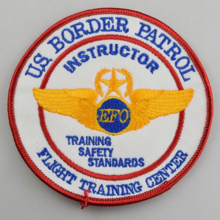 USBP Flight Instructor Patch - Patches / Decals