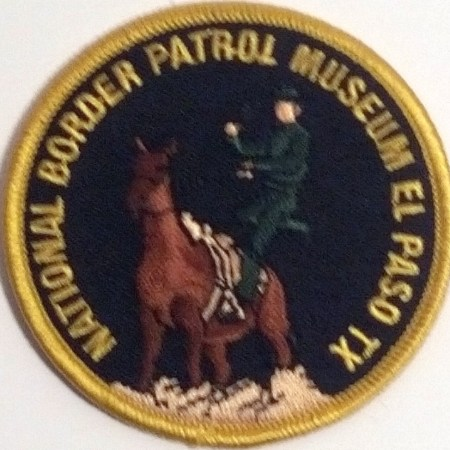 Ward and Lee Museum Patch Blk - Patches / Decals