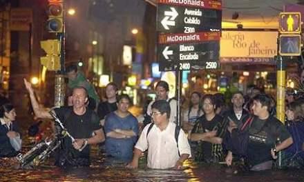Inundaciones: Políticos Peter Pan nos hacen el cuento.