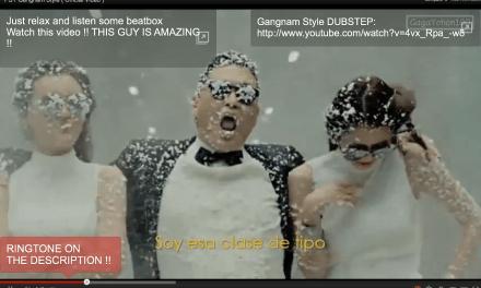 Gangnam Style (Los Chinos compraron Standard Bank)