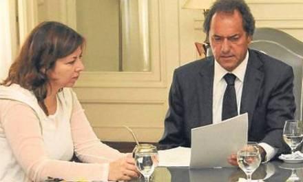 Breaking news: ni bien se levante el paro Scioli hará una nueva oferta a docentes