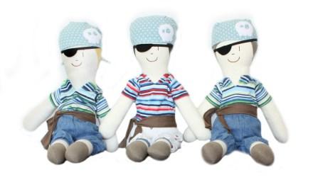 Género: Al fin llegaron los muñecos para nenes!!