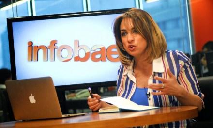 El futuro llegó: arrancó INFOBAE TV