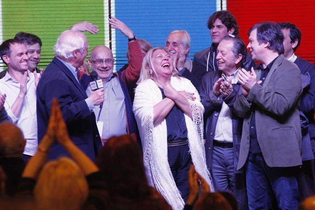 Regresa una alianza y es saludable para la política