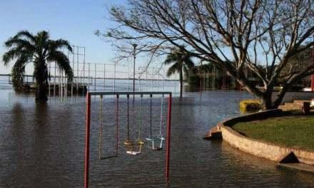 Inundados: el arte de vivir con fe, sin saber con fe en qué