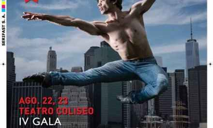 Imperdible: los bailarines que vuelan llegaron al Coliseo