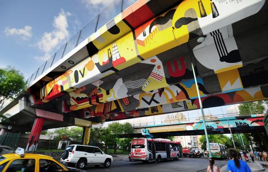 Para callejeros: Buenos Aires es una obra de arte (sólo hay que saber dónde mirar)
