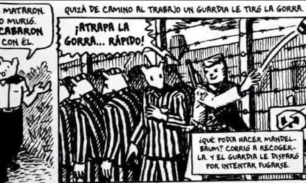 Art Spiegelman: Mr. Maus en la Argentina