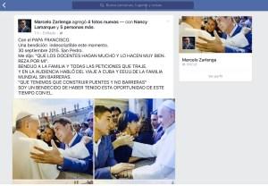 Zarlenga en FB