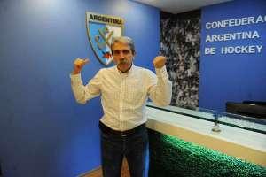 Aníbal F, presidente de la CAH.