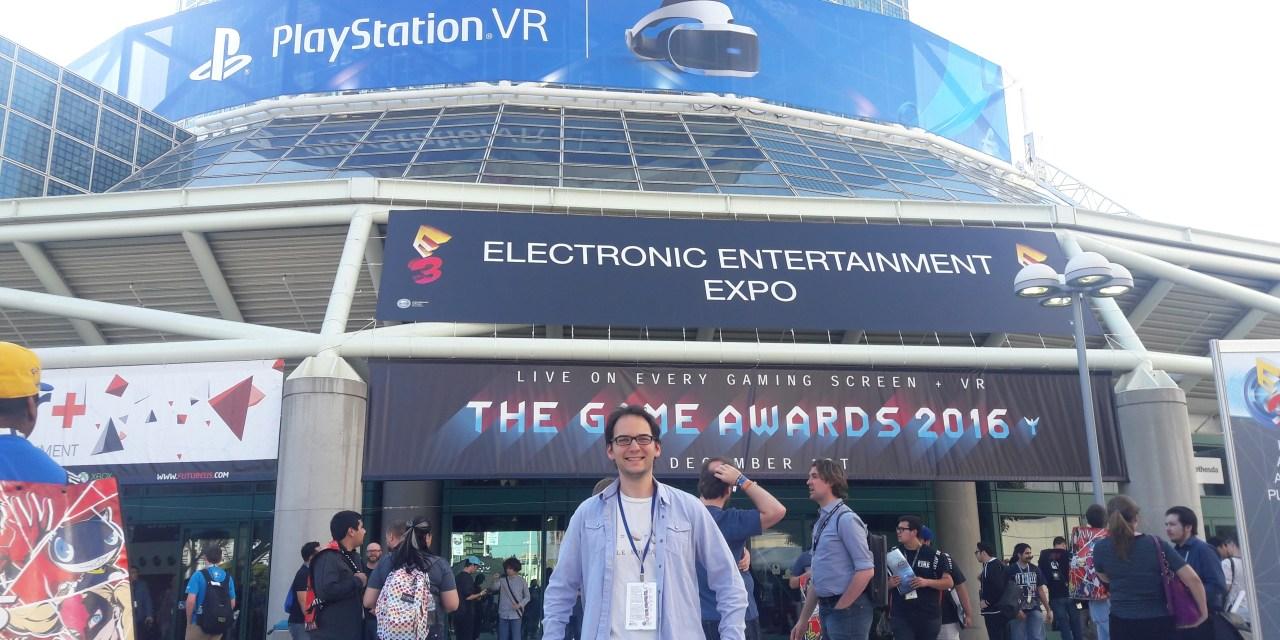 #BORDER en Los Ángeles:lo mejor en videojuegos consolas y fichines desde la expo más grande del mundo