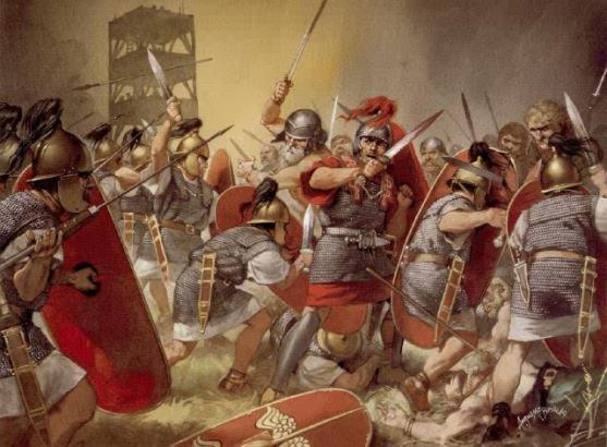 Conquista de Cartago.