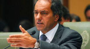Daniel Scioli.