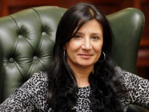 Sandra Maiorana, la excepción de la CGT.