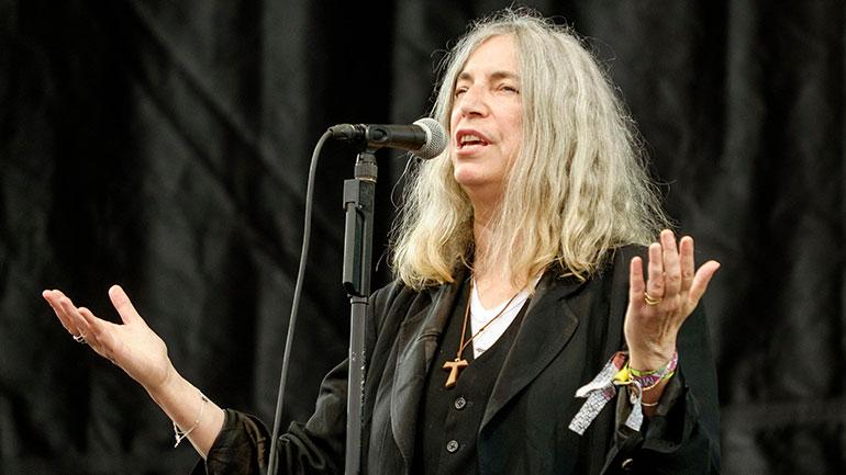 Patti Smith: entre héroes y anónimos