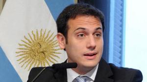 Julián Álvarez, de secretario de Justicia a docente.