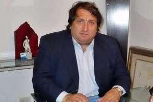 """Guillermo Scarcella, era el titular de ABSA. Según Carrió, """"testaferro"""" de Scioli."""