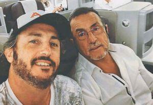 Colunga padre e hijo. Los nombres que complican a Macri.