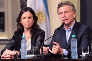 Mauricio Macri pidió una solución urgente. Carolina Stanley es quien negocia con los movimientos sociales.