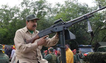 El decálogo autoritario de Maduro que precipitó el autogolpe