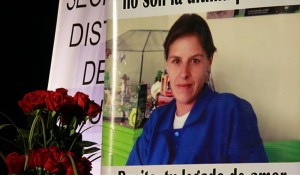El crimen de Rosa Elvira Cely fue visagra en Colombia.