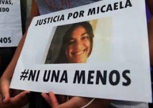 Micaela García militaba por #NiunaMenos.