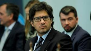 El ministro Garavano.