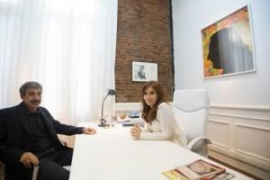 Salvarezza y Cristina