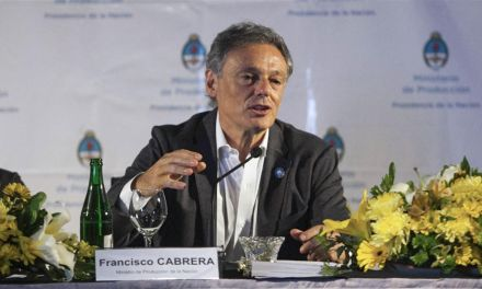 """Cabrera en #BORDER: """"Los políticos deben ser más prudentes con el tema Maldonado"""""""