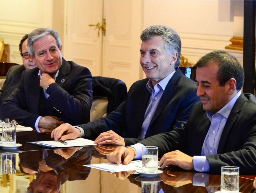 Recelos. Ibarra y Quintana se disputan la reducción del déficit que pretende Macri.