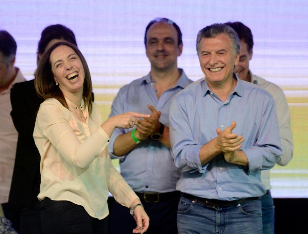 Vidal, la estrella electoral de Macri.